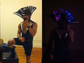 Mohammed H.'s Halloween Costume