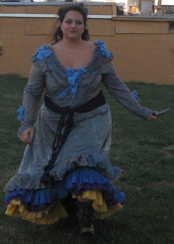 Tara T.'s Halloween Costume