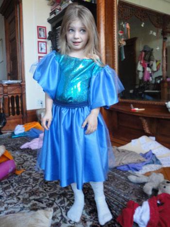 Lucia S. Halloween Costume
