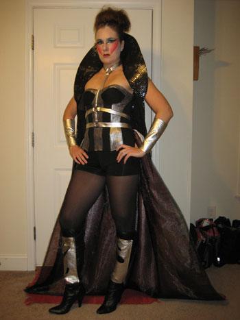 Jill B.'s Halloween Costume