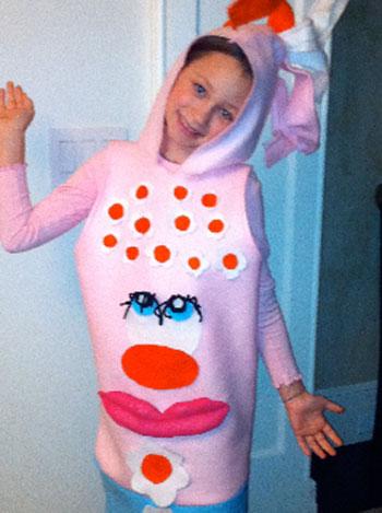 Antonia K.'s Kooky Pen Costume
