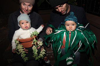 "Gus P.s Donkey Tail Cactus"" & Spider Plant Costume"