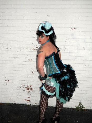 Kristine K's Halloween Costume
