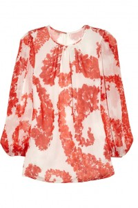 Giambattista Valli Blouse, via net-a-porter.com