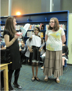 The winning pair.
