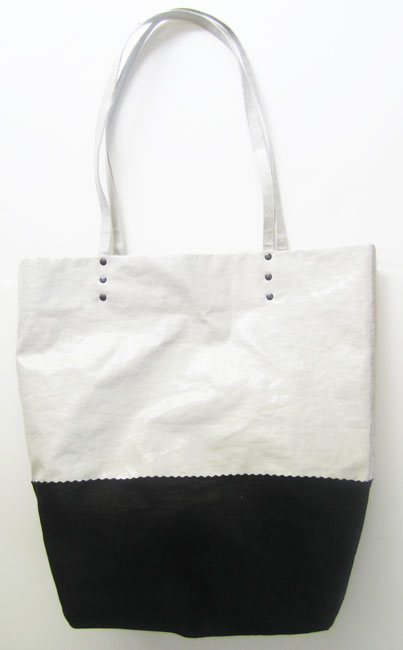 Here's my version of the Bottega Veneta tote.