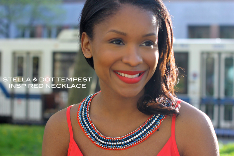 Stella and Dot Tempest Inspired Necklace 5
