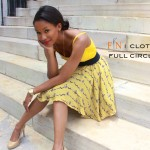 Full Circle Skirt with Tulle 6