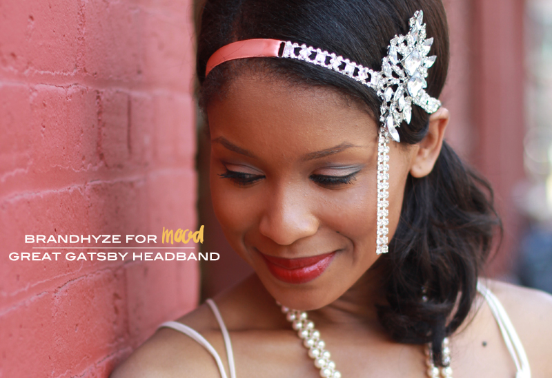 Great Gatsby Headband 1