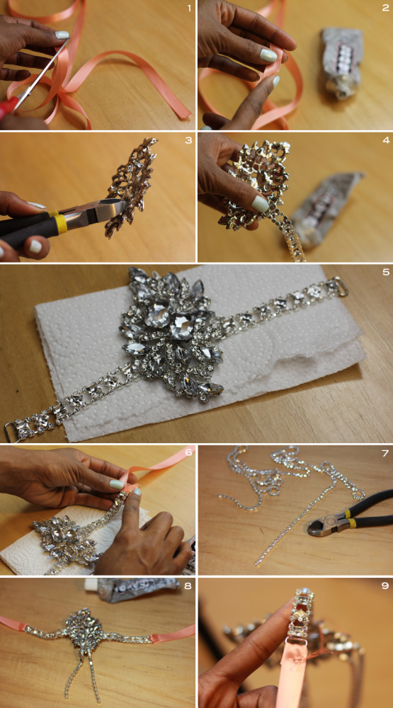 Great Gatsby Headband 4