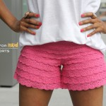 Lace Shorts 1