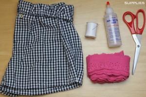 Lace Shorts 3