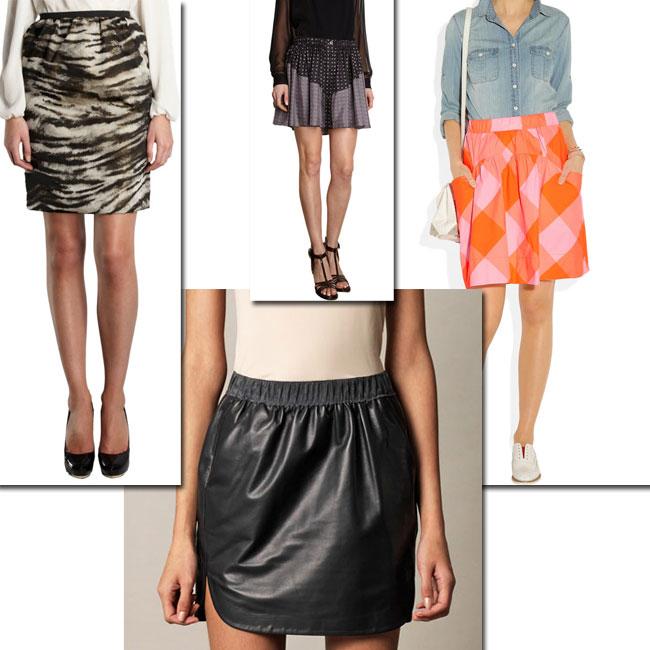 elastic-waist-skirts