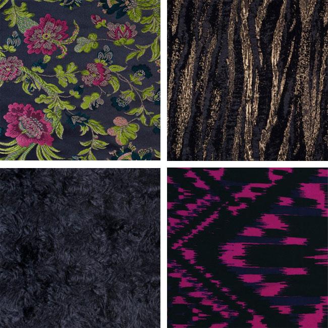 rock star fabrics by Mood