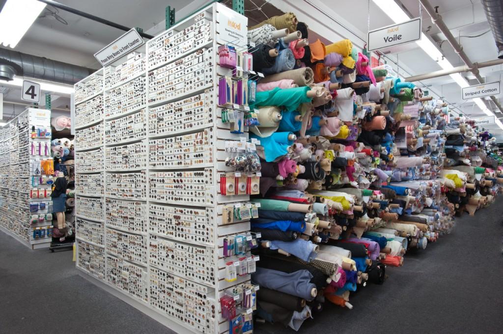 Mood Fabrics NYC