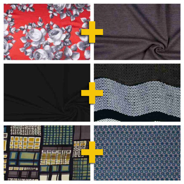 luxe sweatshirt Mood Fabrics