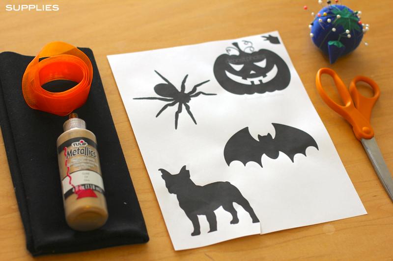 Mood DIY Halloween Napkin Rings