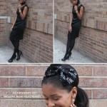 Sequin Bow Headband 5