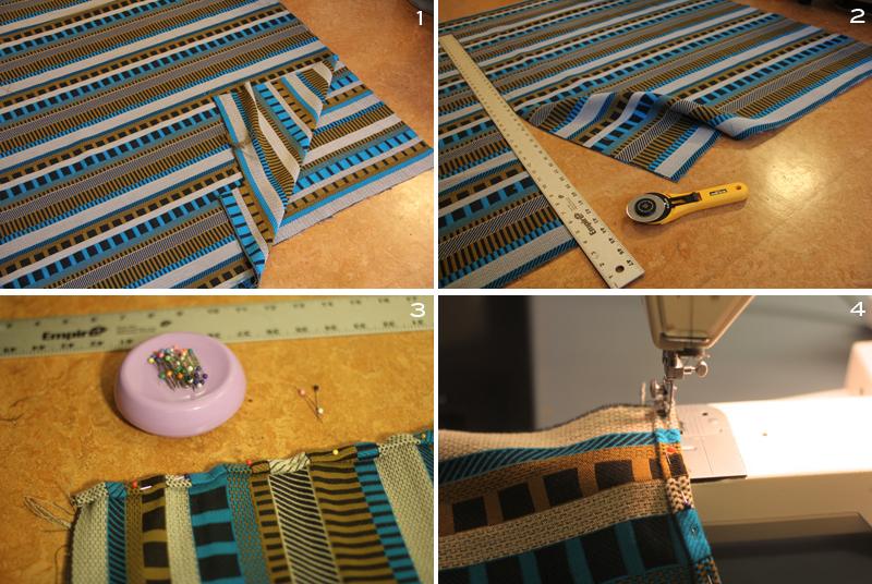 Multi-Colored Scarf Wrap 3