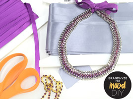 Lilac-Rhinestone-and-Chain-Necklace-1