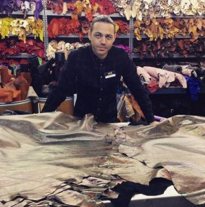 Dmitry and The Leather Department at Mood