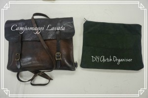 Create an organizer for your favorite handbag!