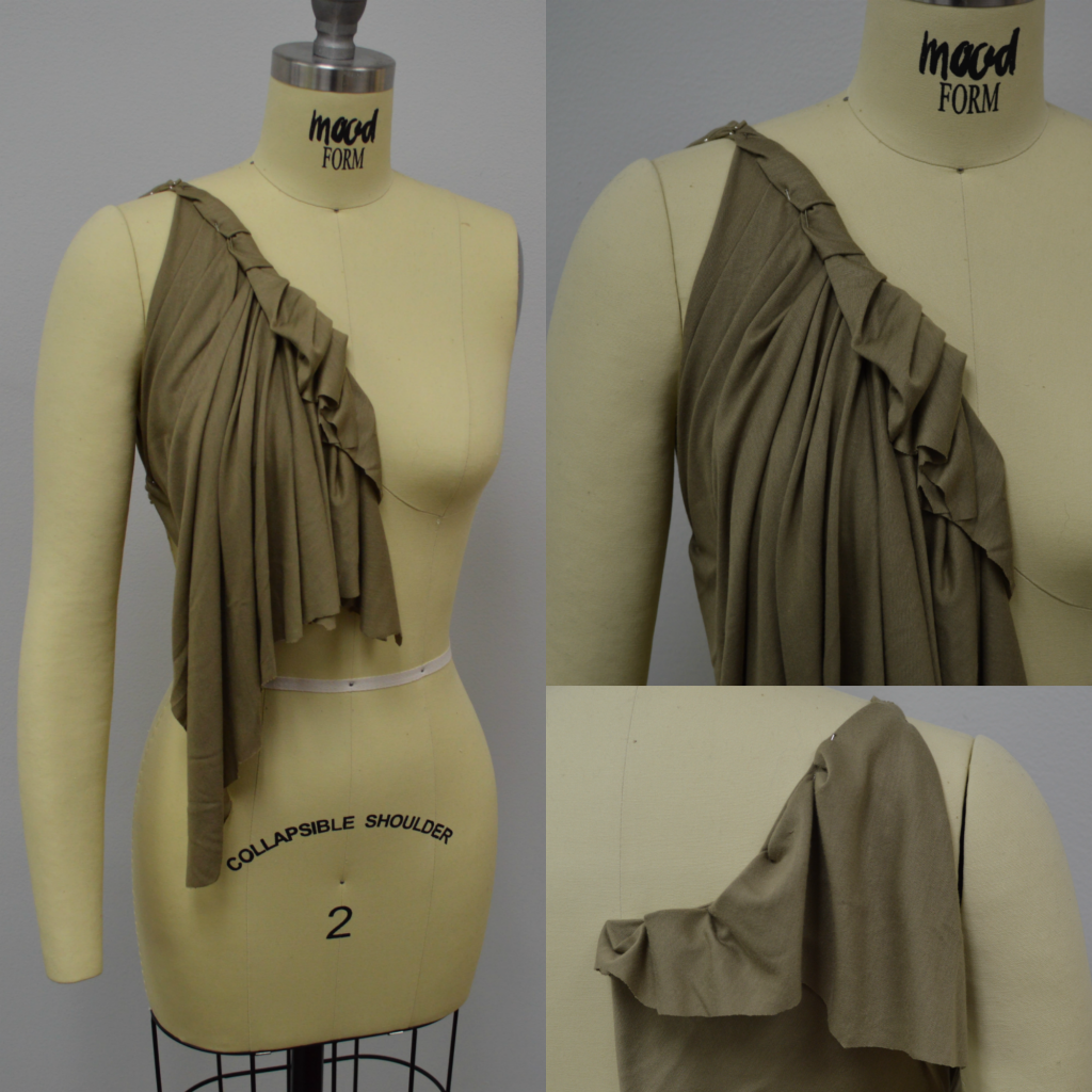 A Quick Guide To Draping Tips And Fabrics Mood Sewciety