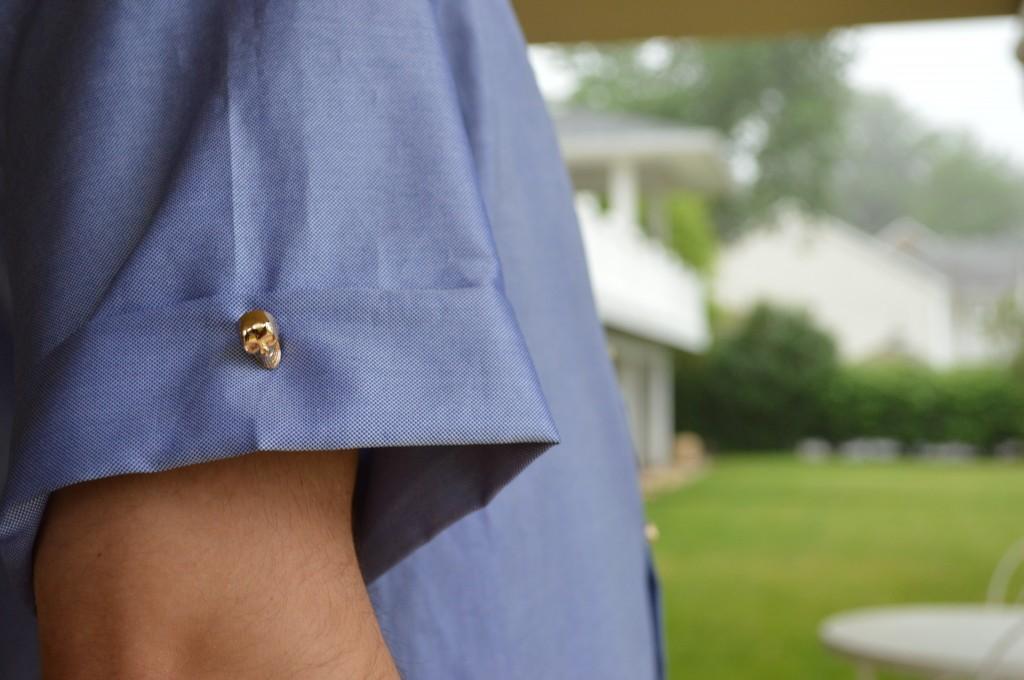 menswear shirt button up diy sewing fashion