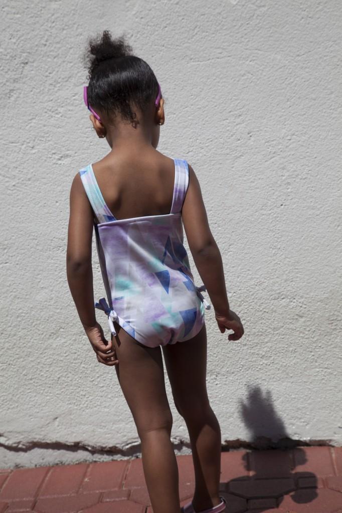 girls swimsuit swimwear sewing diy