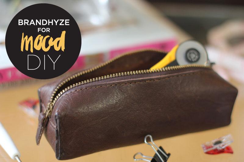 Leather Pencil Case1