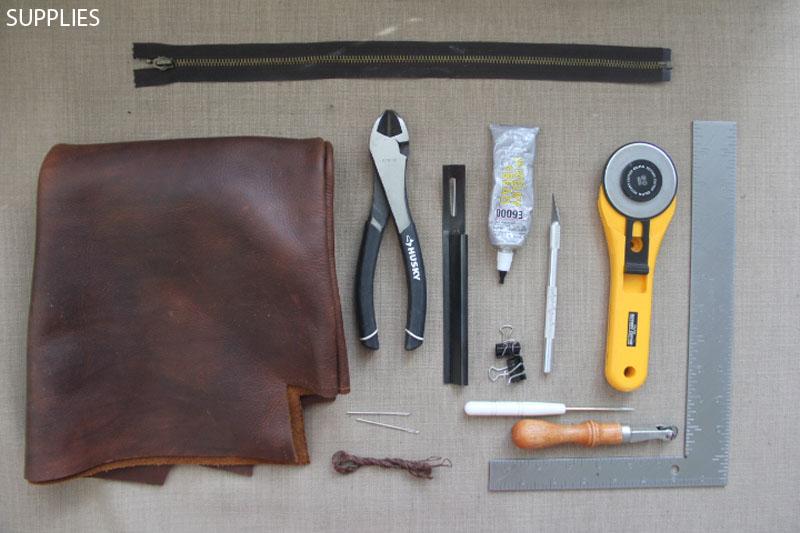 Leather Pencil Case2