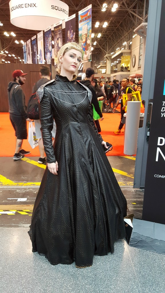cersei lannister game of thrones cosplay nycc