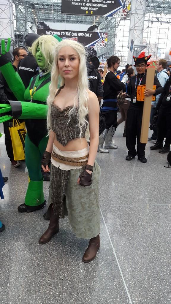 daenerys targaryen game of thrones cosplay nycc