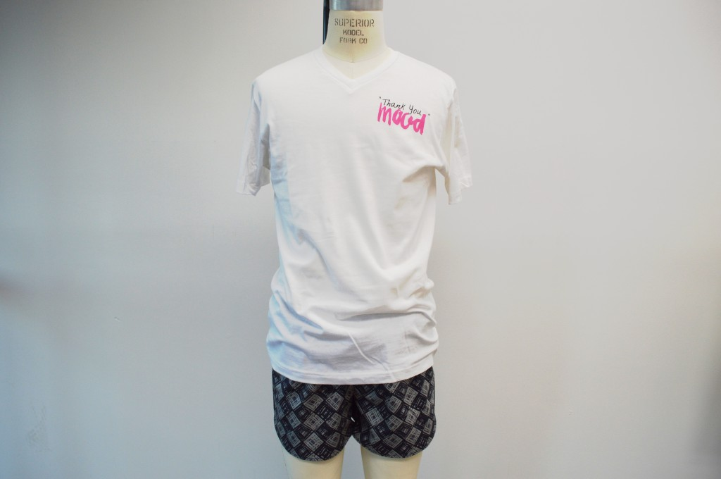 Try pairing with a Mood t-shirt!