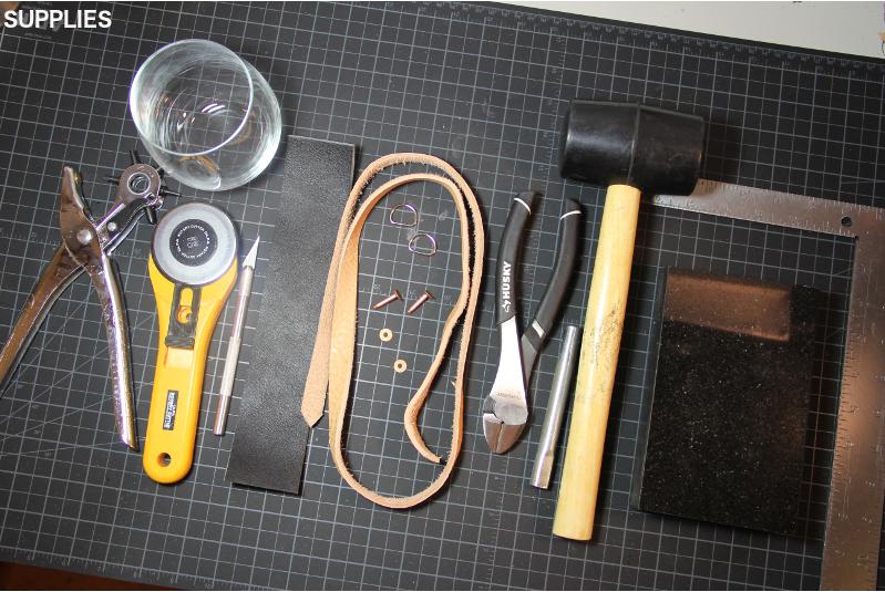 2 Tone Leather Camera Strap2
