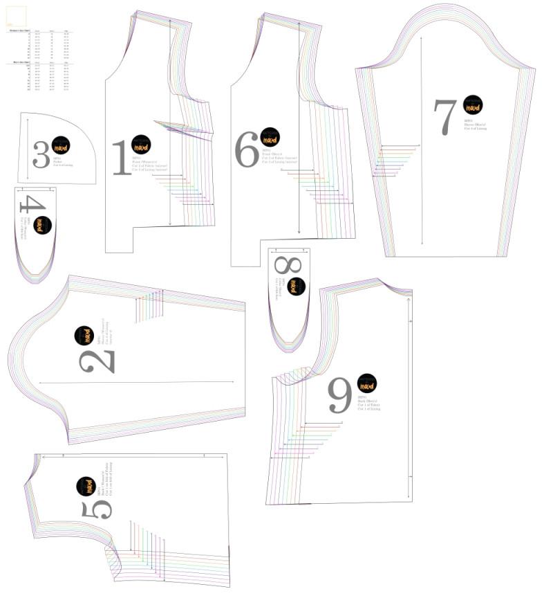 Mood Diy Free Reversible Bomber Jacket Sewing Pattern