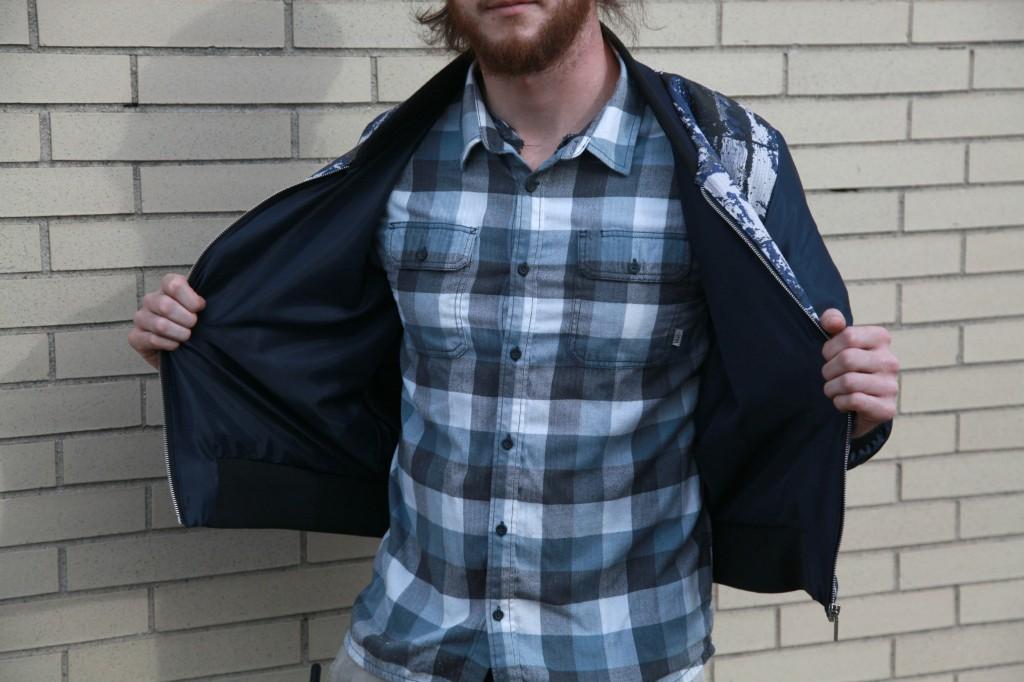 Free Bomber Jacket Sewing Pattern