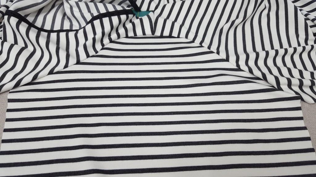 Mood DIY: Free Mock Neck Shirt Sewing Pattern