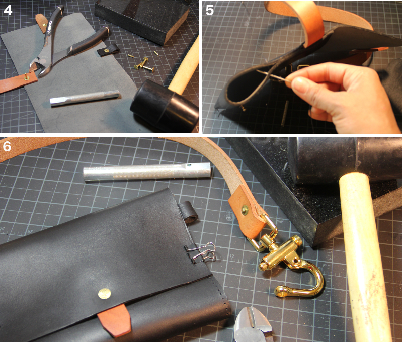 Leather Fanny Pack 4