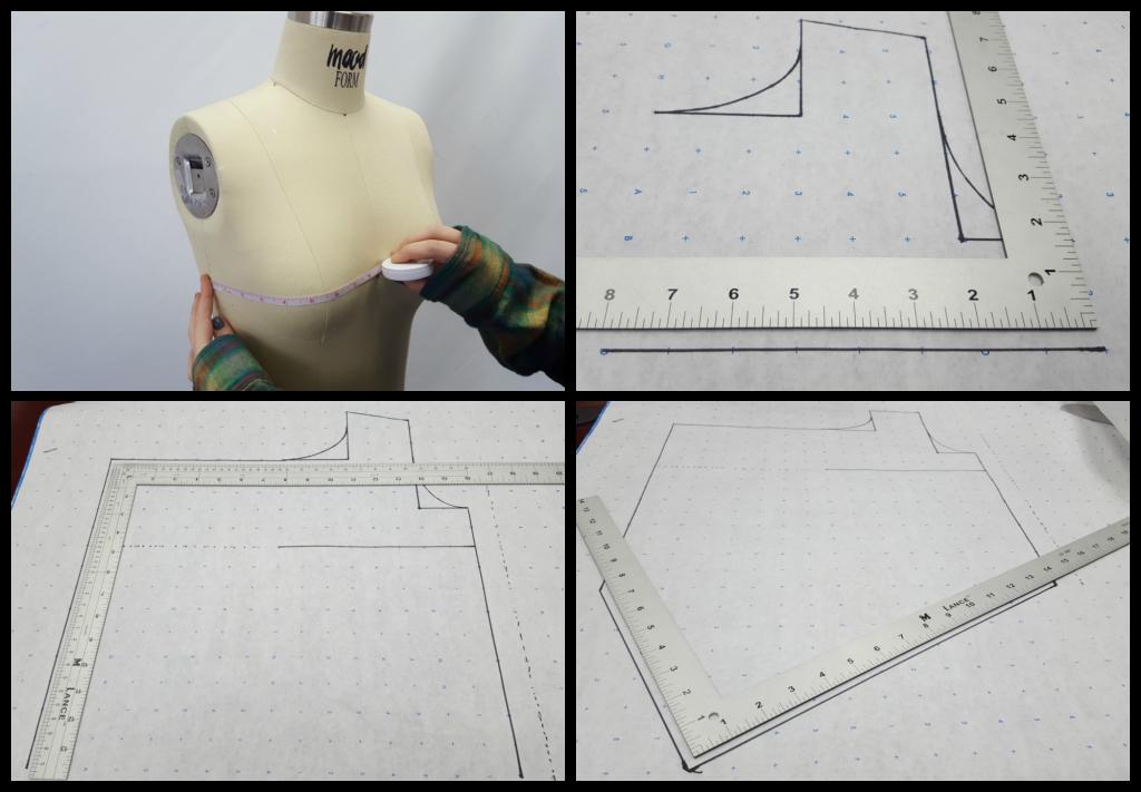 Pattern Drafting 3