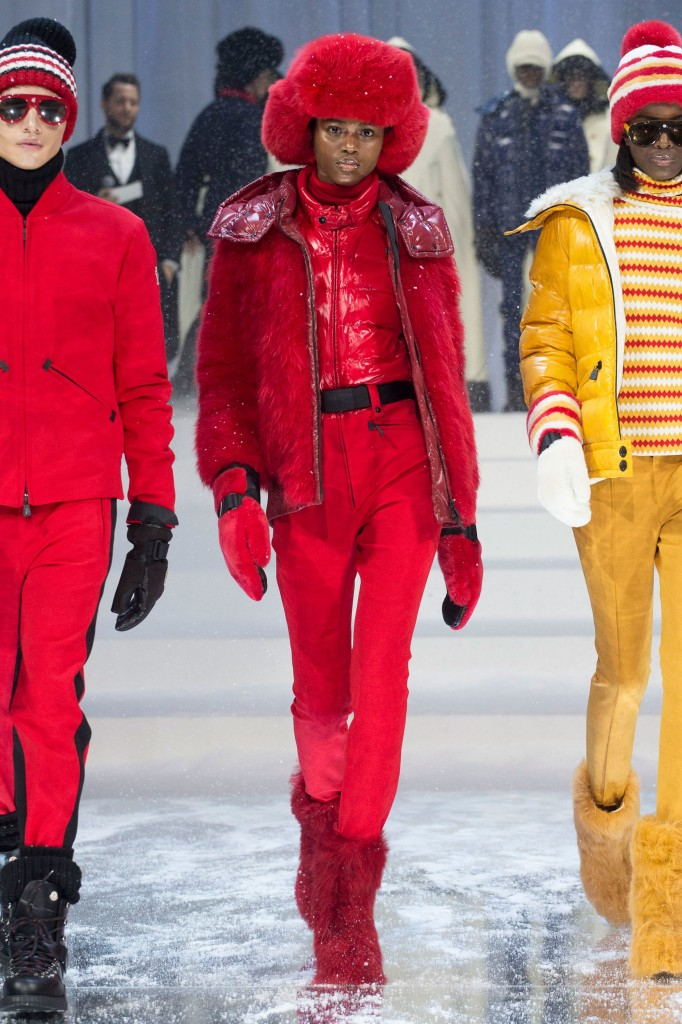 Moncler Grenoble | Fall 2017 Ready-to-Wear