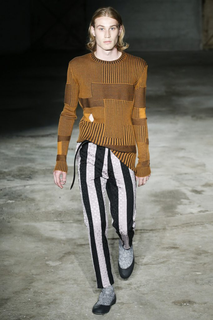 Damir Doma   Spring 2018 Menswear