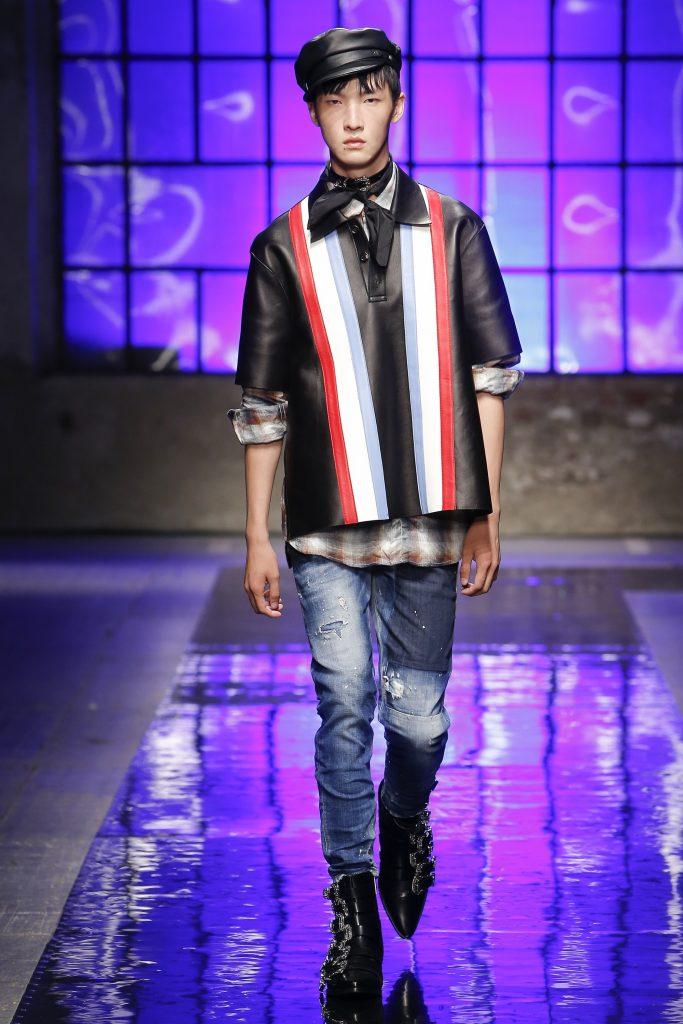 Dsquared2   Spring 2018 Menswear