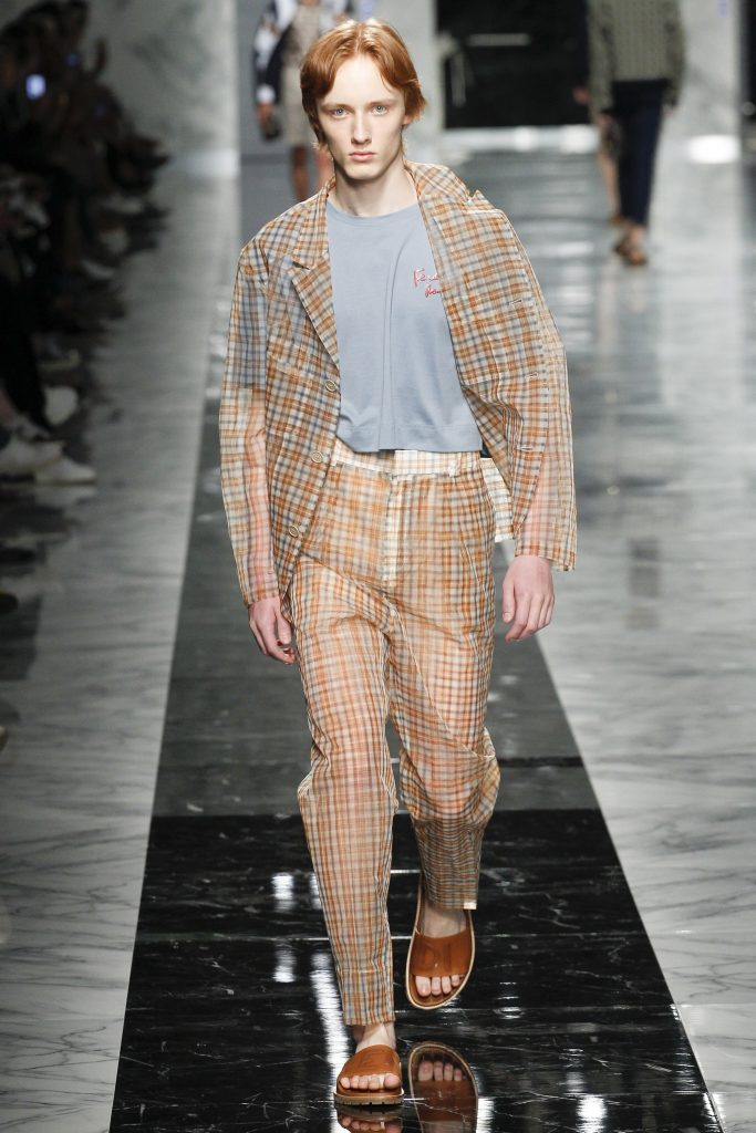 Fendi   Spring 2018 Menswear