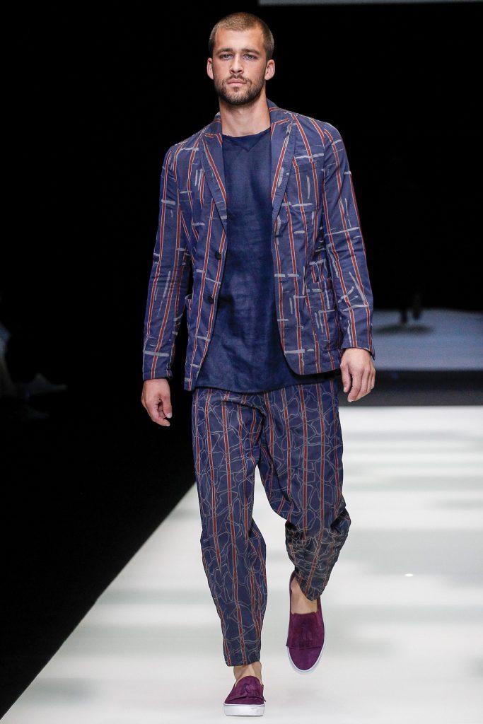 Giorgio Armani   Spring 2018 Menswear