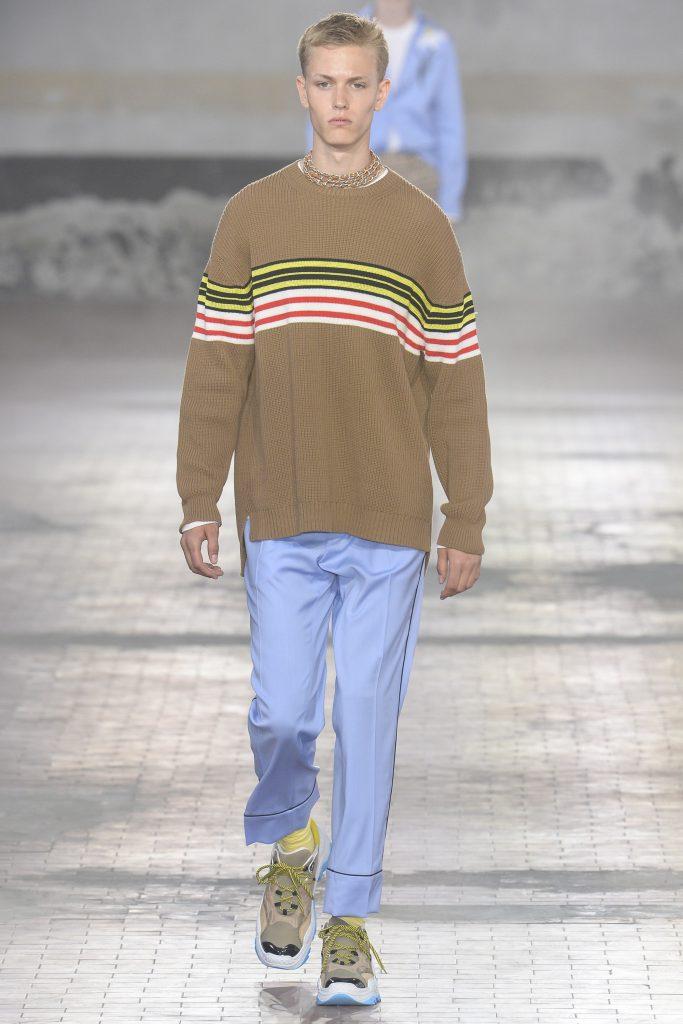 No. 21   Spring 2018 Menswear
