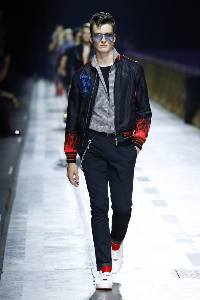 Philipp Plein   Spring 2018 Menswear