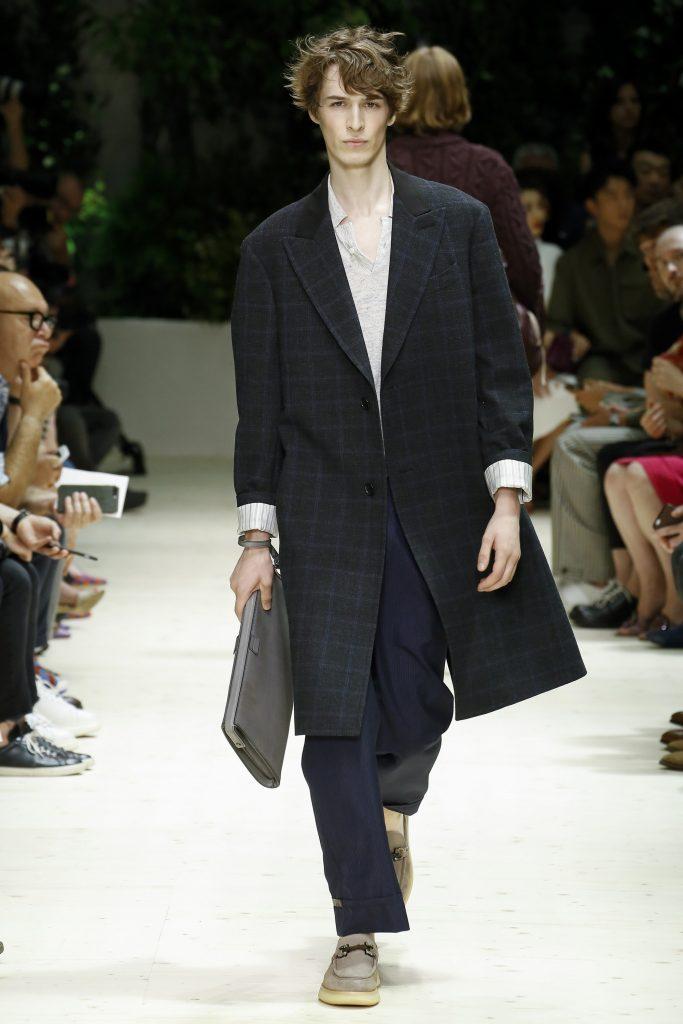 Salvatore Ferragamo   Spring 2018 Menswear