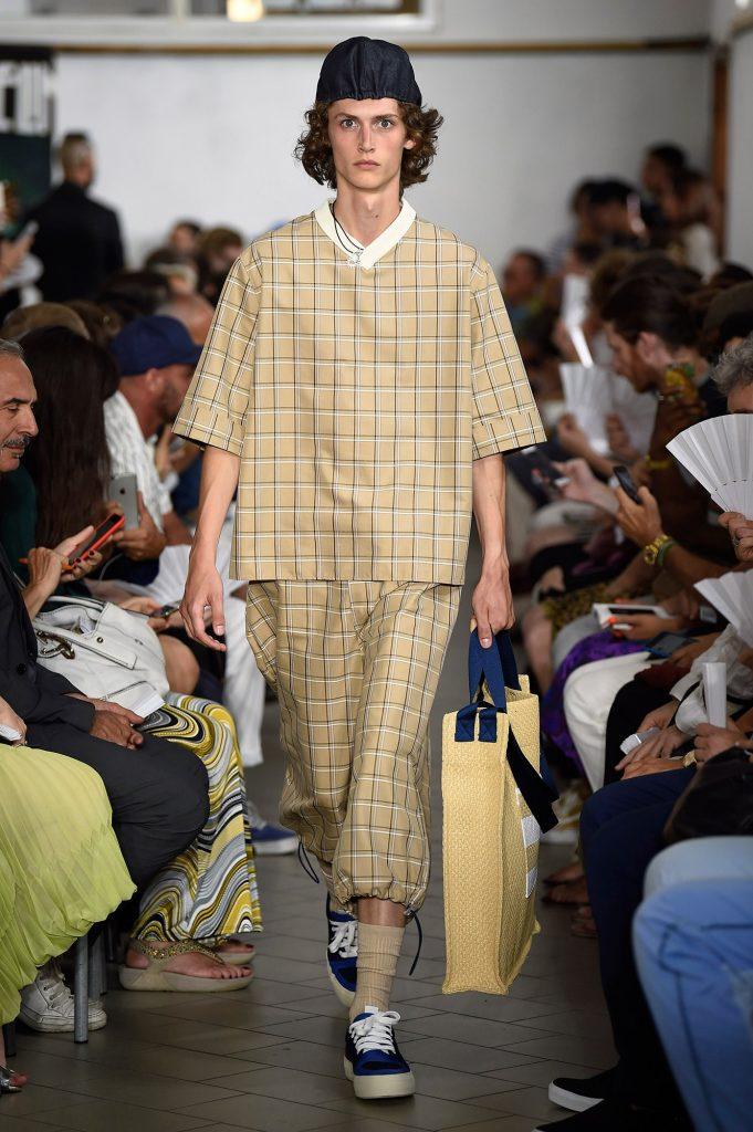Sunnei   Spring 2018 Menswear