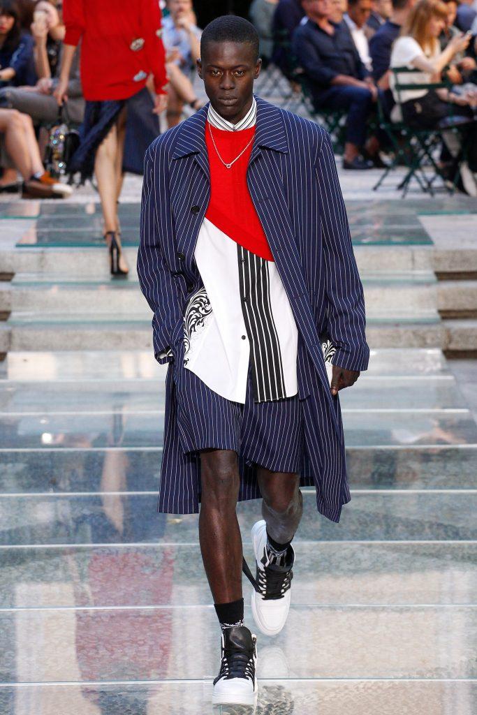 Versace   Spring 2018 Menswear
